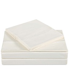 Classic Cotton Sateen 310 Thread Count Pair of Standard Pillowcases