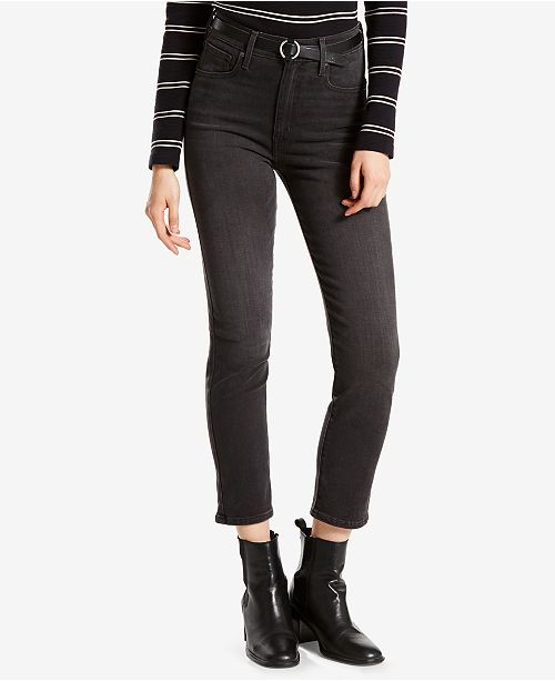 13bf577d069 Levi s Mile High Cropped Skinny Jeans  Levi s Mile High Cropped Skinny ...