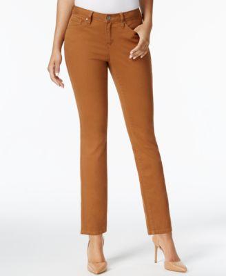 Orange skinny jeans walmart