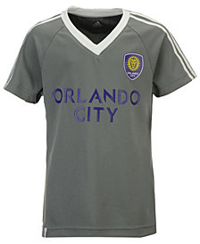 adidas Girls' Orlando City SC Club Top