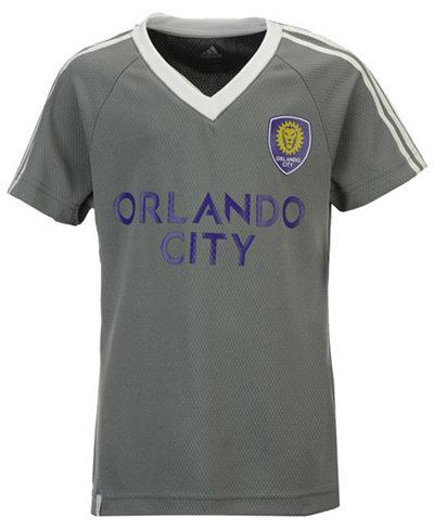 adidas Girls' Orlando City SC Club Top