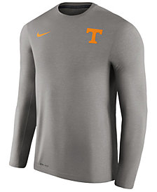 Nike Men's Tennessee Volunteers Dri-Fit Touch Longsleeve T-Shirt