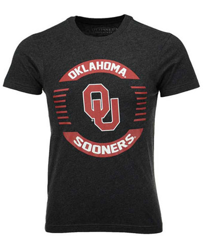 Colosseum Men's Oklahoma Sooners Circle Logo T-Shirt