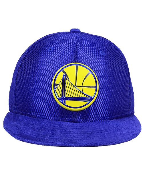 Golden State Warriors On Court Collection Draft 59FIFTY Fitted Cap