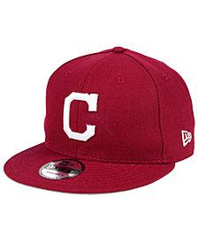 New Era Cleveland Indians Pantone 9FIFTY Snapback Cap