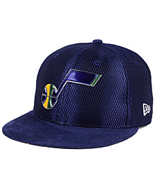 New Era Utah Jazz On-Court Collection Draft 59FIFTY Fitted Cap