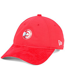 New Era Atlanta Hawks On-Court Collection Draft 9TWENTY Cap