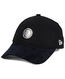 New Era Brooklyn Nets On-Court Collection Draft 9TWENTY Cap
