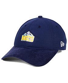 New Era Denver Nuggets On-Court Collection Draft 9TWENTY Cap