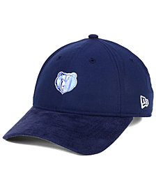 New Era Memphis Grizzlies On-Court Collection Draft 9TWENTY Cap