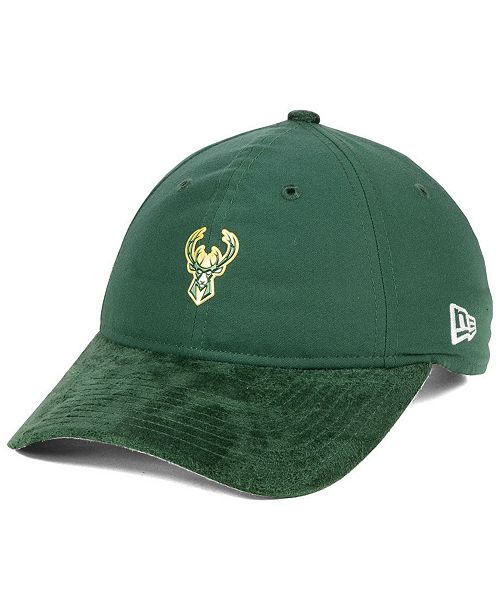 43d8266df5c New Era. Milwaukee Bucks On-Court Collection Draft 9TWENTY Cap. Be the  first to Write a Review. main image ...