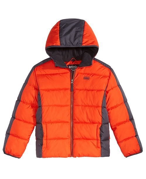d9110499b Hawke   Co. Outfitter Branson Hooded Puffer Jacket