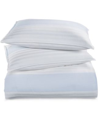 Wythe Cotton Queen Duvet Cover Set