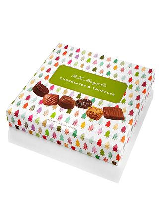 R.H. Macy & Co. Chocolates, 20-Pc. Assorted Chocolates and Truffles Box