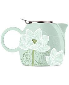 Tea Forte Lotus Pugg Teapot