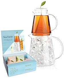 Tea Over Ice Pitcher Set