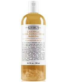 Kiehl's Since 1851 Calendula Herbal-Extract Alcohol-Free Toner, 16.9-oz.