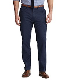 Men's Big & Tall Bedford Classic-Fit Stretch Chino Pants