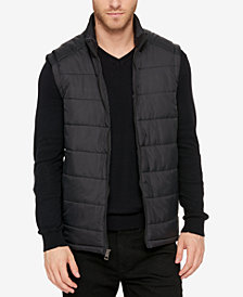 Kenneth Cole Men's Puffer Vest
