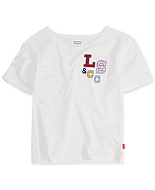 Levi's® Malorie Graphic-Print Cotton T-Shirt, Little Girls