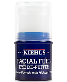 Kiehl's Since 1851 Facial Fuel Eye De-Puffer, 0.17-oz.