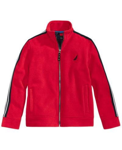 Nautica Polar Fleece Jacket, Big Boys (8-20) - Coats & Jackets ...