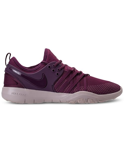 06a2a63bbf247 Nike Women s Free TR 7 Training Sneakers from Finish Line   Reviews ...
