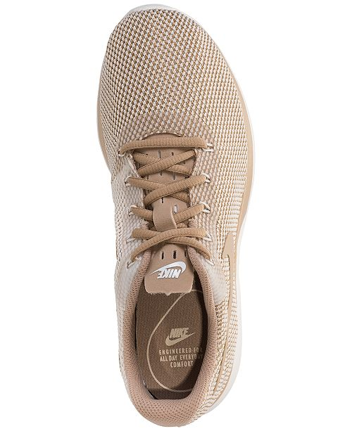 Nike Women s Tanjun Racer Casual Sneakers from Finish Line   Reviews ... 8a6aff00a