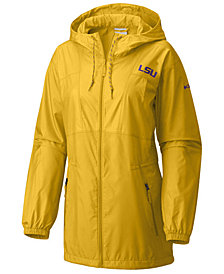Columbia Women's LSU Tigers Flashback Long Windbreaker