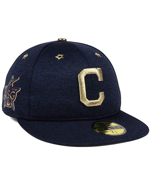 the latest 1a008 d9376 ... New Era Cleveland Indians 2017 All Star Game Patch 59FIFTY Fitted Cap  ...