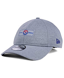 New Era Texas Rangers Clear Patch 9TWENTY Strapback Cap