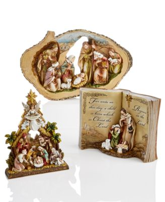 Guardian Angel Nativity Figurine, Created for Macy's