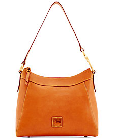 Dooney & Bourke Florentine Cassidy Small Leather Hobo