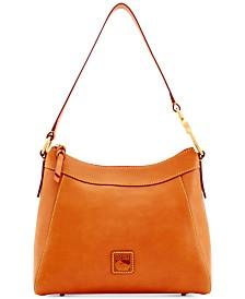 Dooney & Bourke Florentine Cassidy Small Leather Hobo