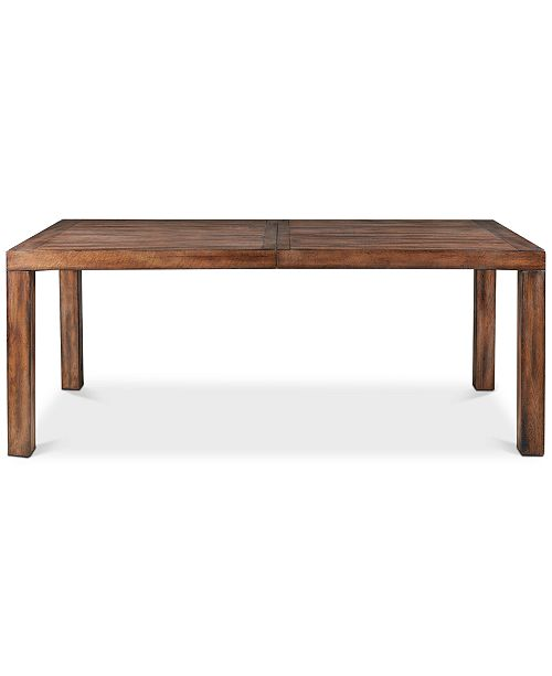 Easton Dining Table, Quick Ship