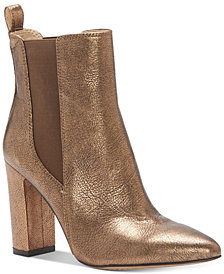 Vince Camuto Britsy Ankle Booties