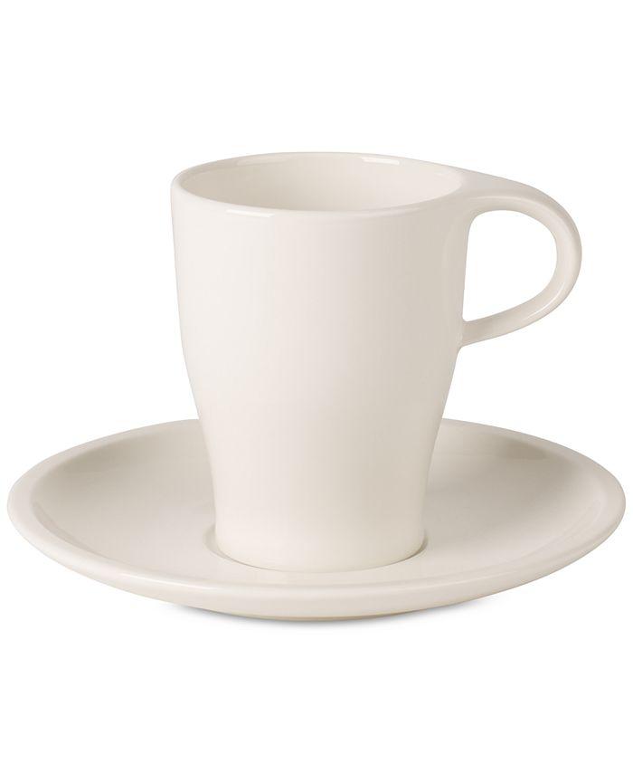 Villeroy & Boch - Coffee Passion Collection Coffee Mug & Saucer Set
