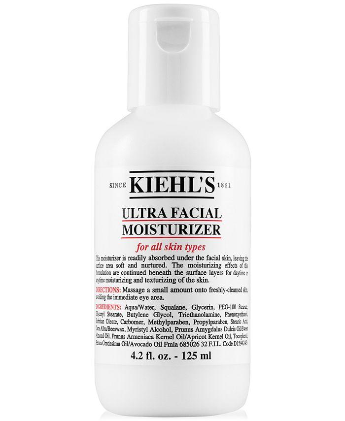 Kiehl's Since 1851 - Ultra Facial Moisturizer, 4.2-oz.