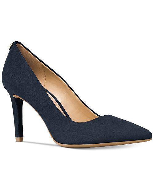 4703f74b7f8f Michael Kors Dorothy Flex Pumps   Reviews - Pumps - Shoes - Macy s