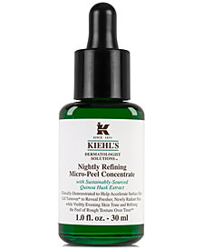 Kiehl's Since 1851 Dermatologist Solutions Nightly Refining Micro-Peel Concentrate, 1-oz.