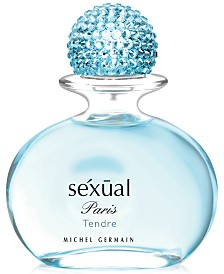 Michel Germain Lady's Sexual Paris Tendre Eau de Parfum Spray, 2.5 oz.