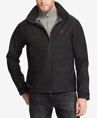 Polo Ralph Lauren Men S Water Resistant Jacket Amp Reviews Coats Amp Jackets Men Macy S