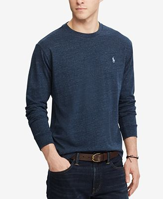 Polo Ralph Lauren Men's Classic-Fit Long-Sleeve T-Shirt