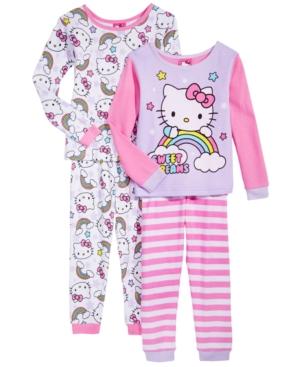 Hello Kitty 4-Pc. Cotton...