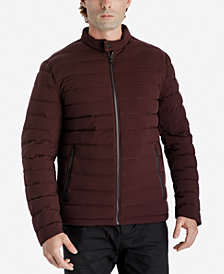 Michael Kors Men's Down Stretch Jacket