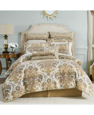 Nadalia Queen 4-Pc. Comforter Set