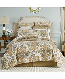 CLOSEOUT! Croscill Nadalia Bedding Collection