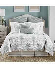 CLOSEOUT! Croscill Eleyana 4-Pc. California King Comforter Set