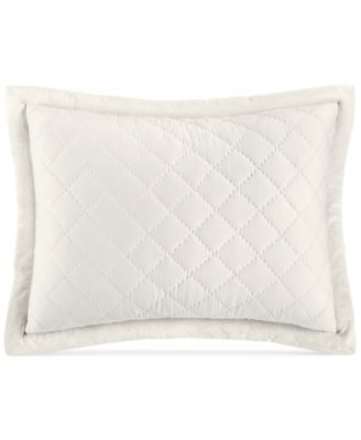 Trousseau Cotton Quilted Standard Sham, Created for Macy's