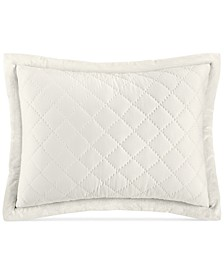 CLOSEOUT! Trousseau Cotton Quilted Standard Sham, Created for Macy's